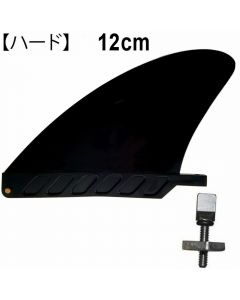 US box 4.6 inch center Fin Skeg hard plastic for Longboard Paddleboard SUP airSUP AIR7 by saruSURF, use as replacement or spare