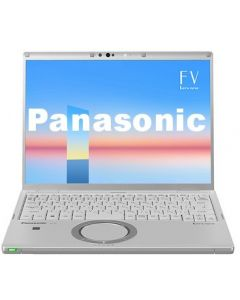 Panasonic FV with Core i7 CPU, 32GB RAM, up to 2TB SSD (Silver)