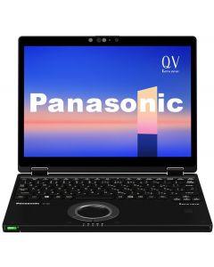 Panasonic QV with Core i7 CPU, 16GB RAM, 512GB SSD (Black)