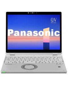 Panasonic QV with Core i7 CPU, 32GB RAM, up to 2TB SSD (Silver)