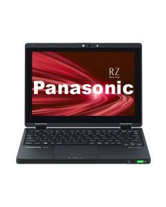 Panasonic RZ with Core i5 CPU, 16GB RAM, 256GB SSD (Black)