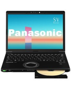 Panasonic SV with Core i7 CPU, 32GB RAM, up to 2TB SSD (Black) + DVD